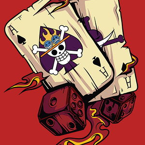 Qwertee: Pirate Cards