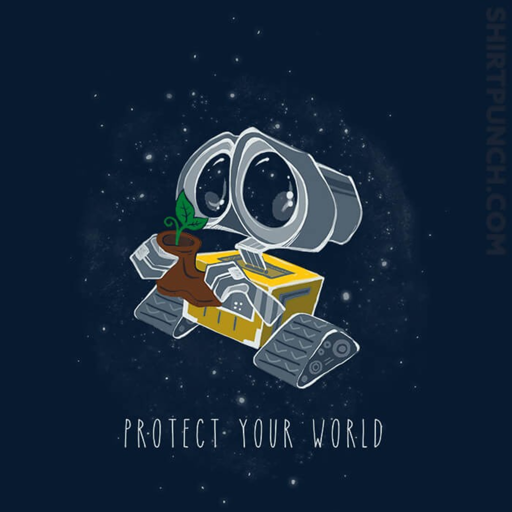 ShirtPunch: Protect Your World