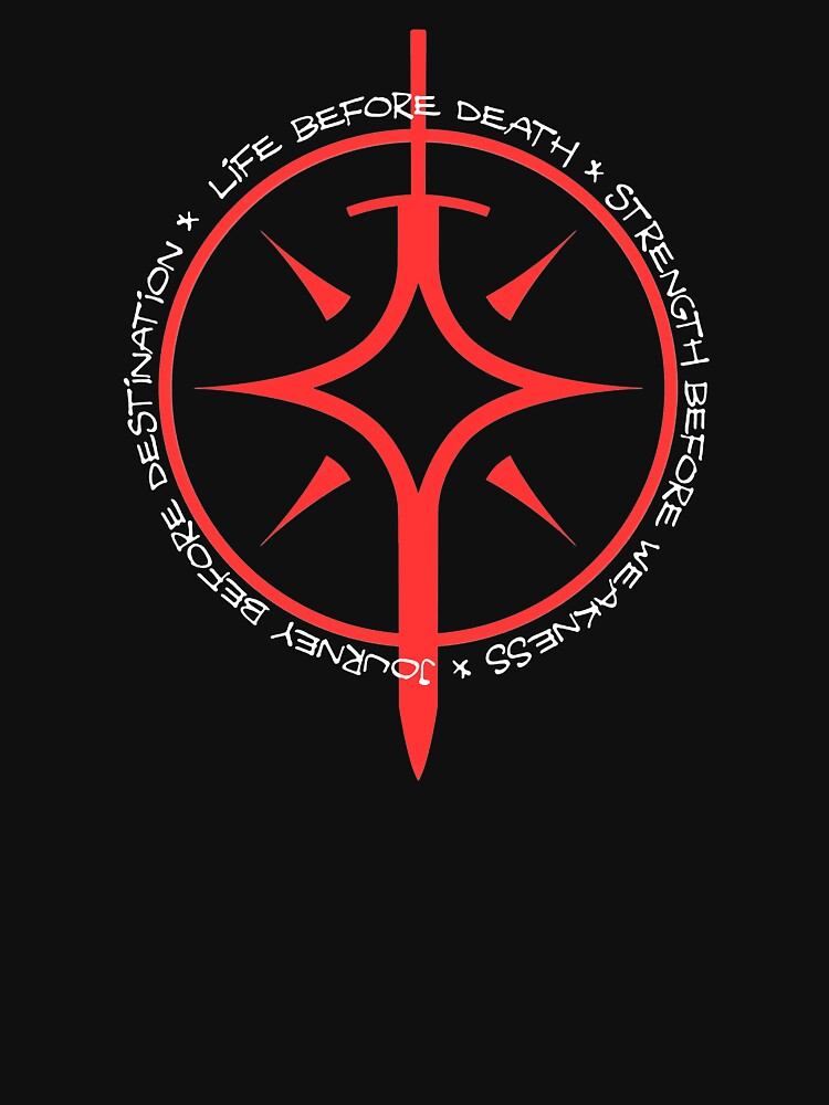 RedBubble: stormlight archive - life before death strength before weakness journey before destination