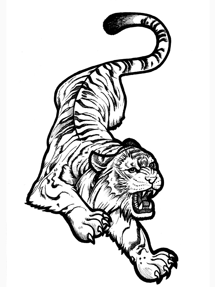 RedBubble: Chinese Tiger