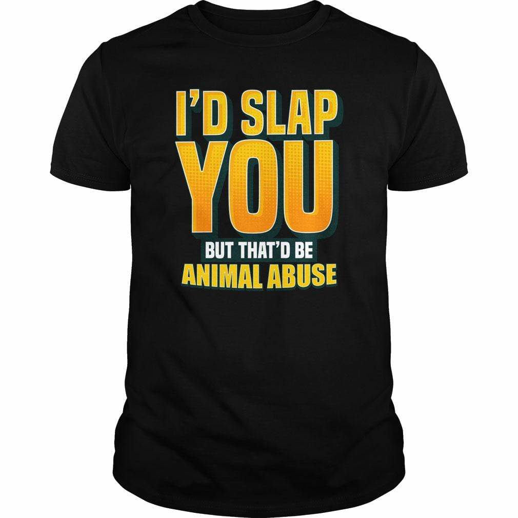 BustedTees: Animal Abuse