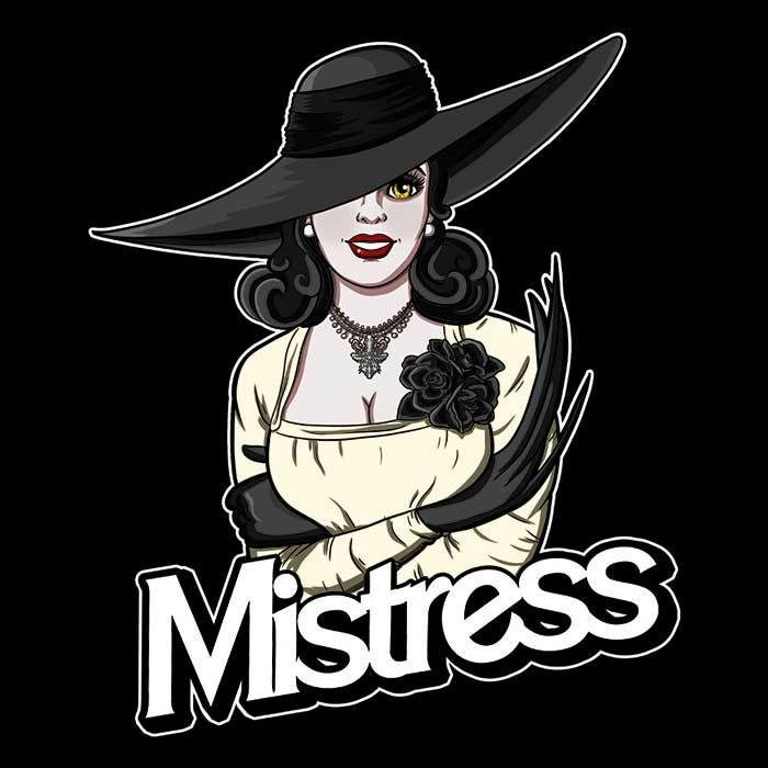 Once Upon a Tee: Mistress