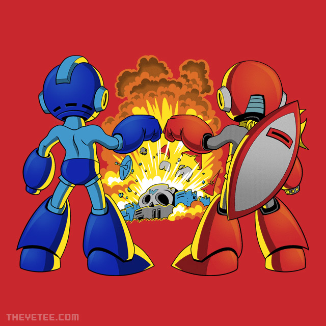 The Yetee: Epic Robro Fist
