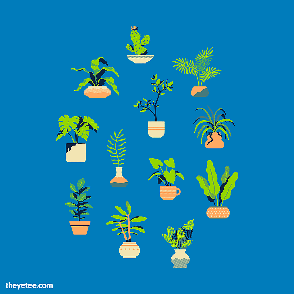 The Yetee: Potted
