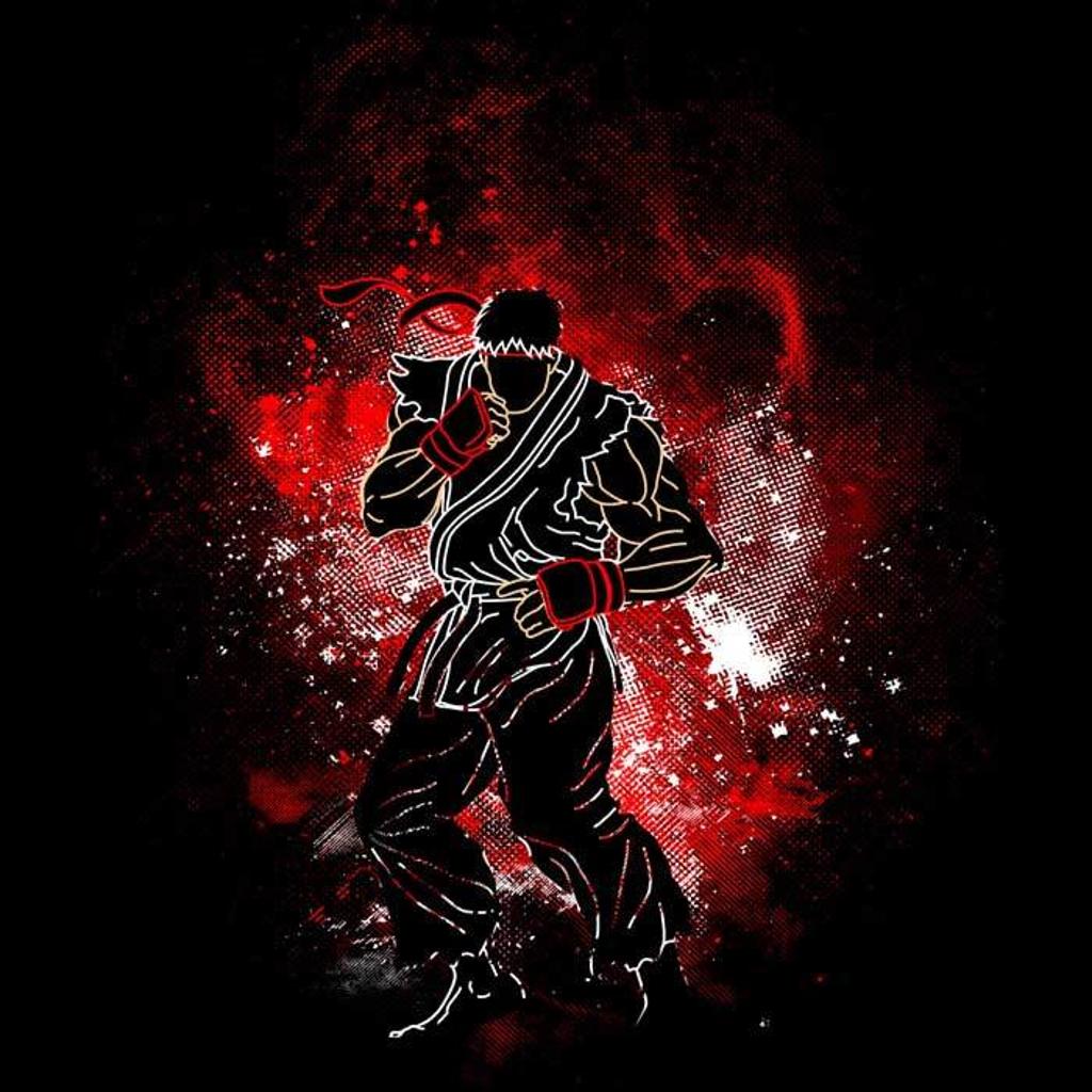 Once Upon a Tee: Ryu Art