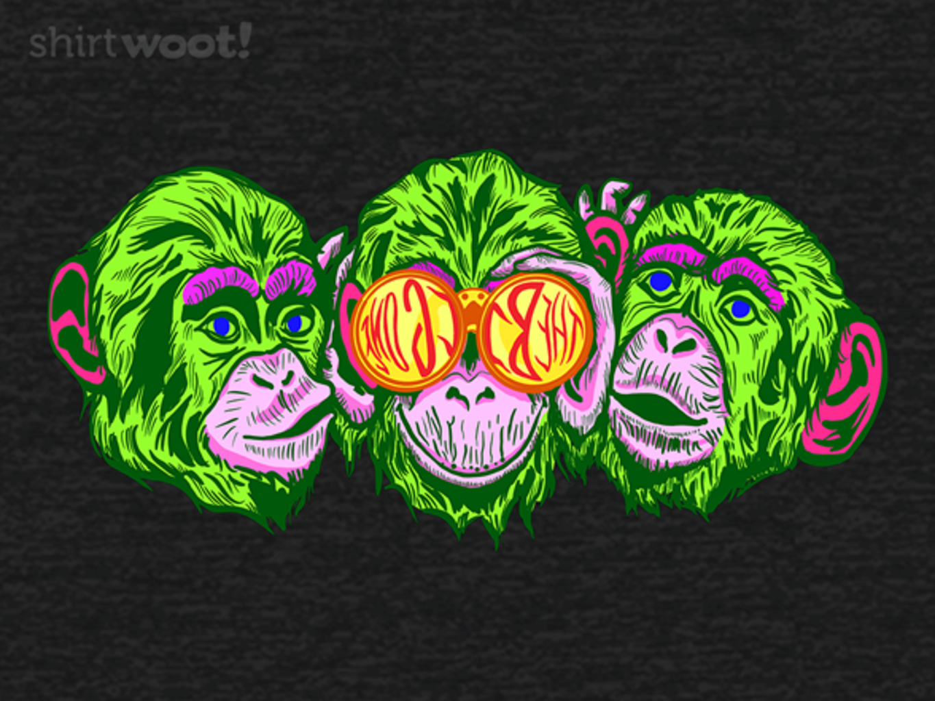 Woot!: Monkey Sees the Big One