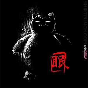 ShirtPunch: Sleep Ink