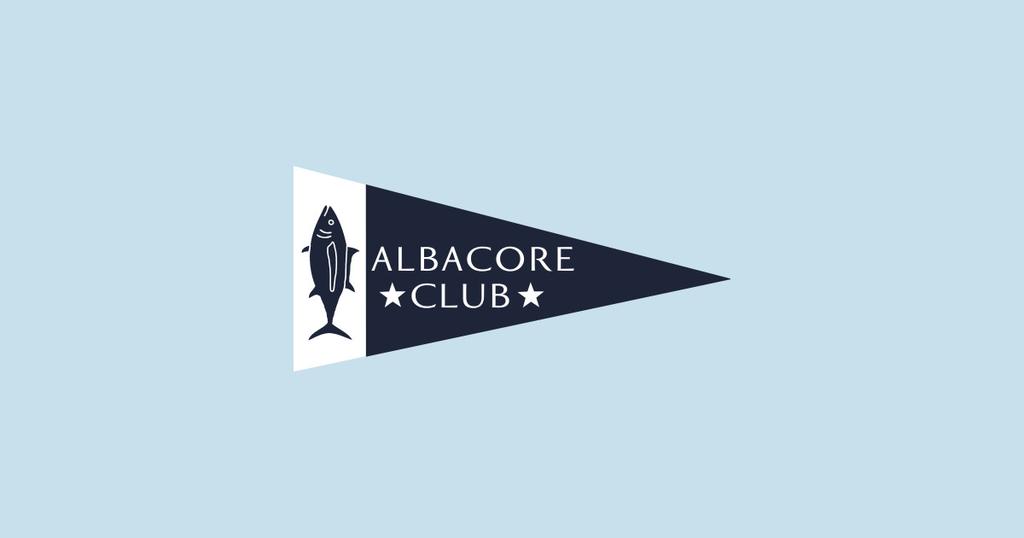 TeePublic: Albacore Club [CHINATOWN]
