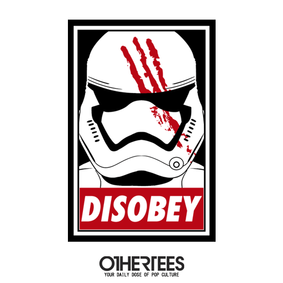 OtherTees: Disobey