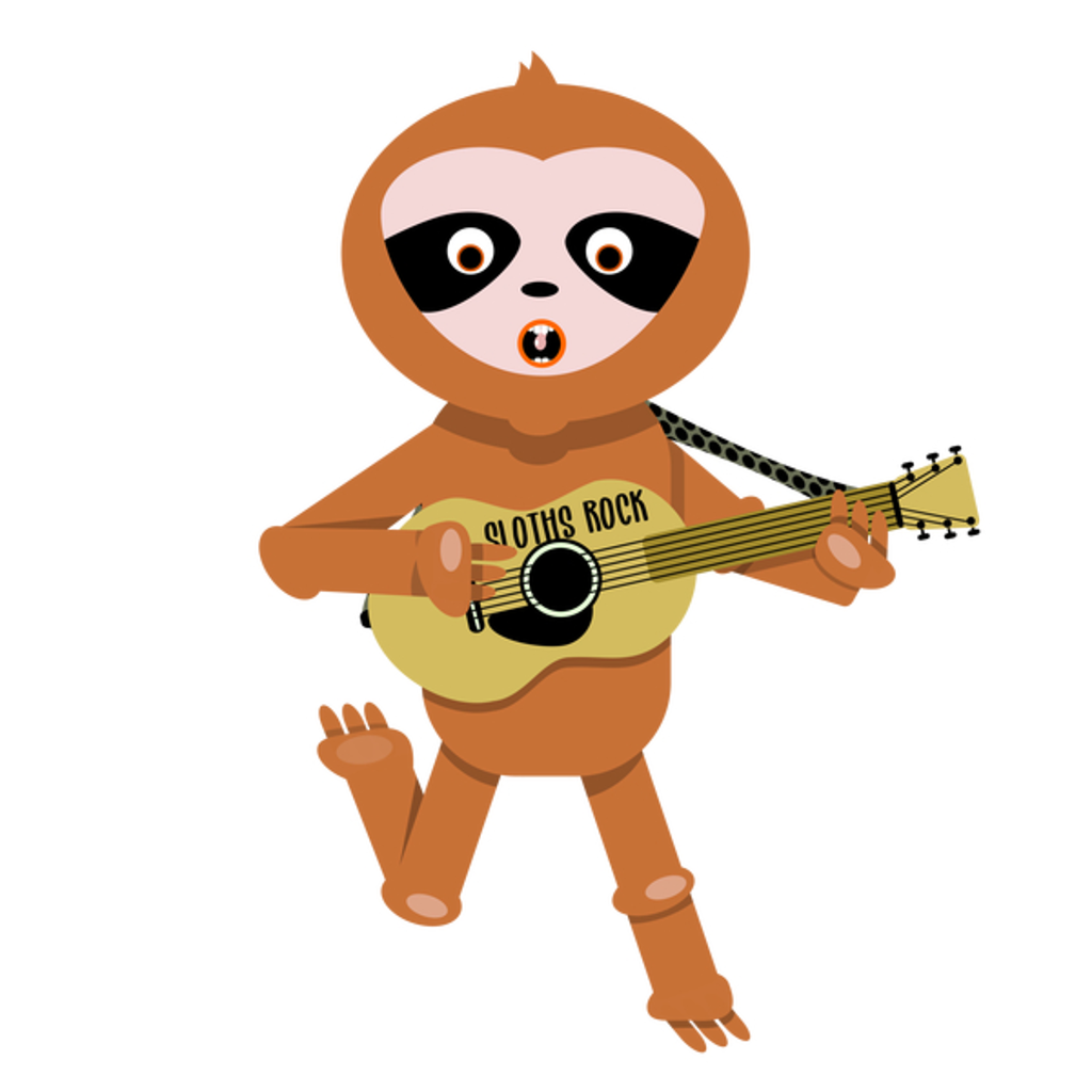 NeatoShop: Sloths ROCK