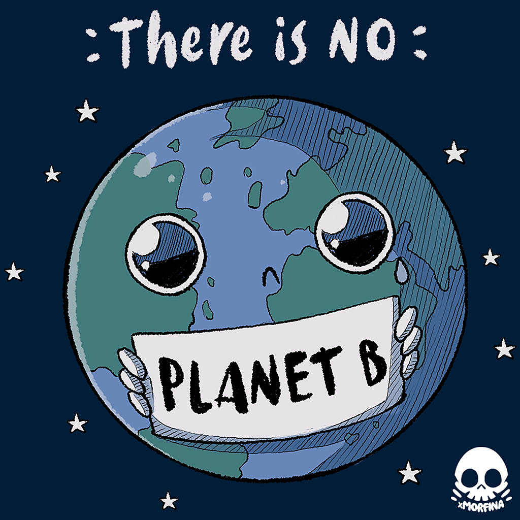 TeeTee: No Planet B