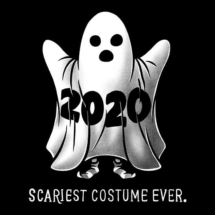 Once Upon a Tee: Scariest Costume Ever