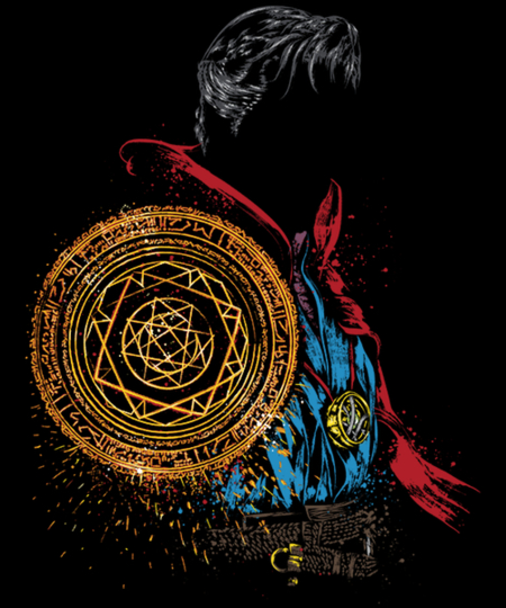 Qwertee: The Power of Magic