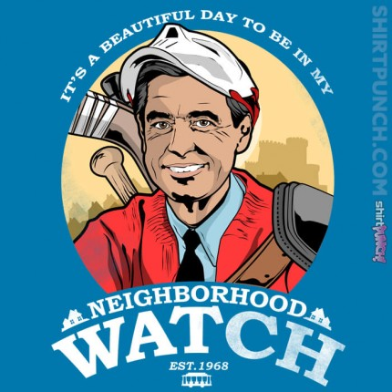 ShirtPunch: Neighborhood Watch