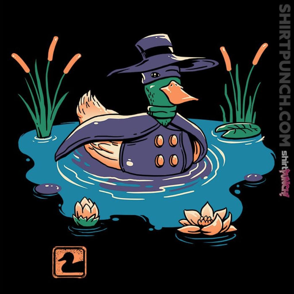 ShirtPunch: Dark Duck Costume
