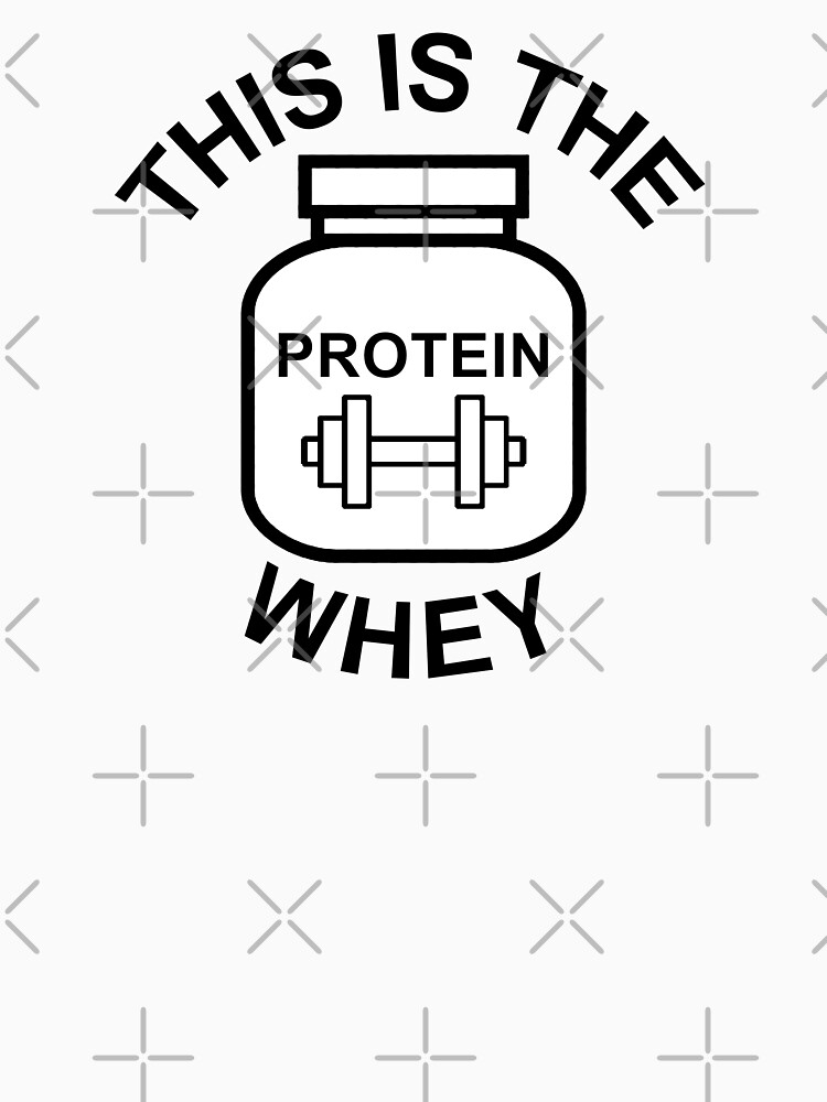 RedBubble: THIS IS THE WHEY