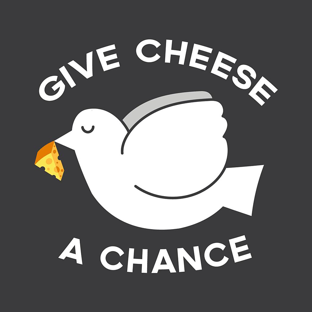 Mediocritee: Cheese Tees 1