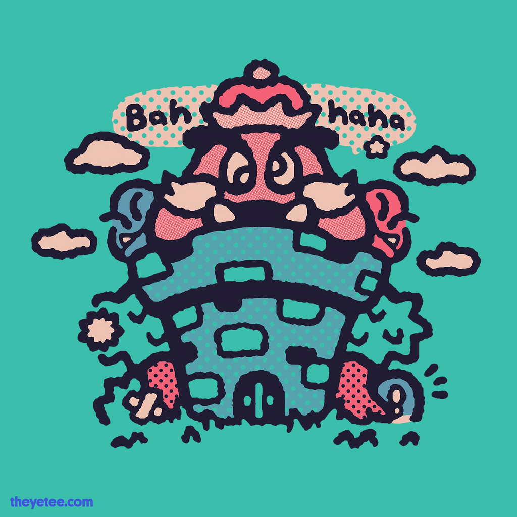 The Yetee: King of the Castle