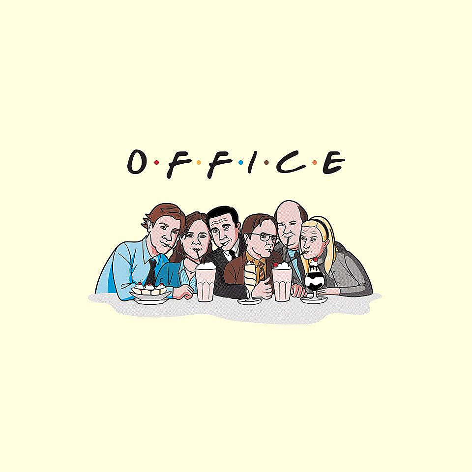 TeeFury: OFFICE