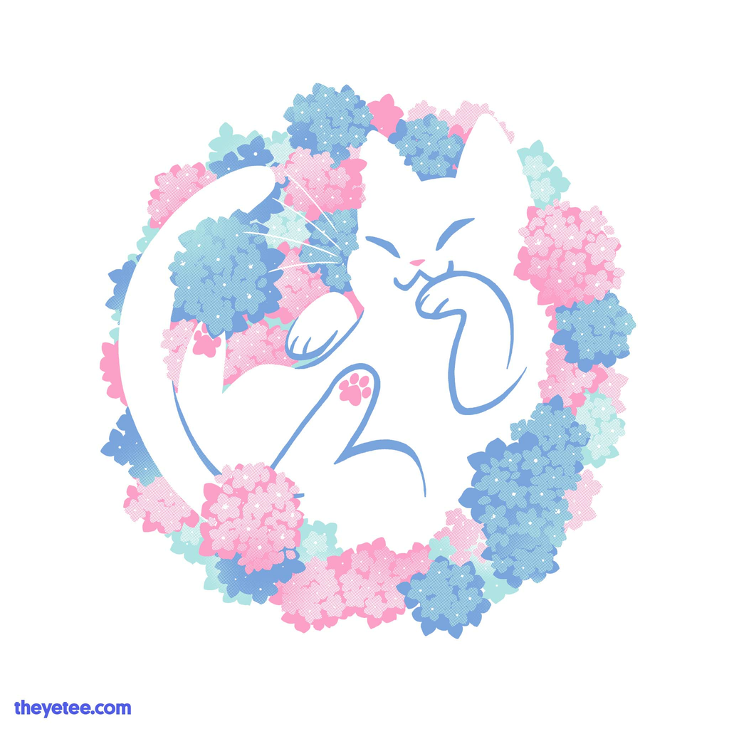 The Yetee: Flower Bed