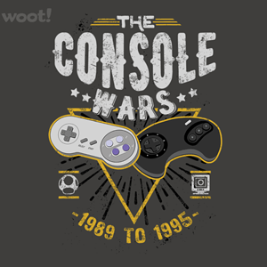 Woot!: The Console Wars