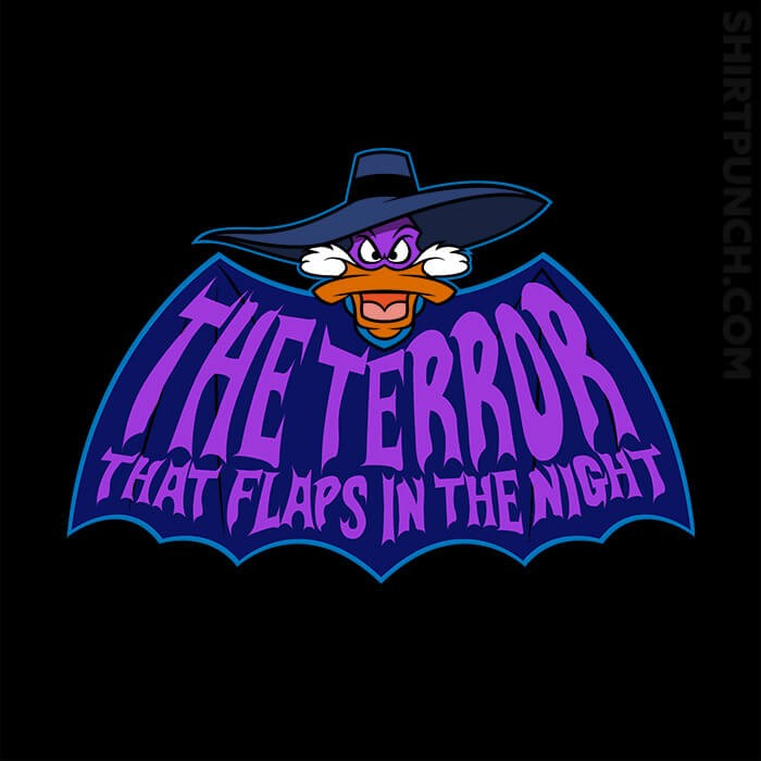 ShirtPunch: The Terror That Flaps