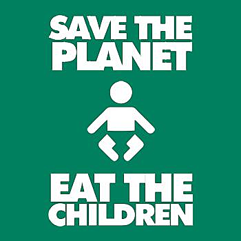 BustedTees: Save the Planet, Eat the Children