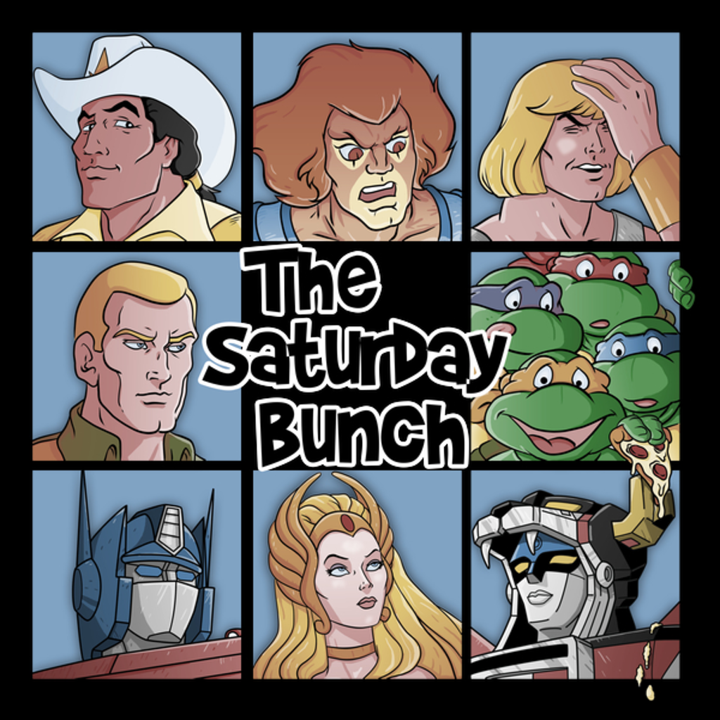 NeatoShop: THE SATURDAY BUNCH