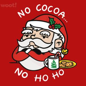 Woot!: No Ho Ho