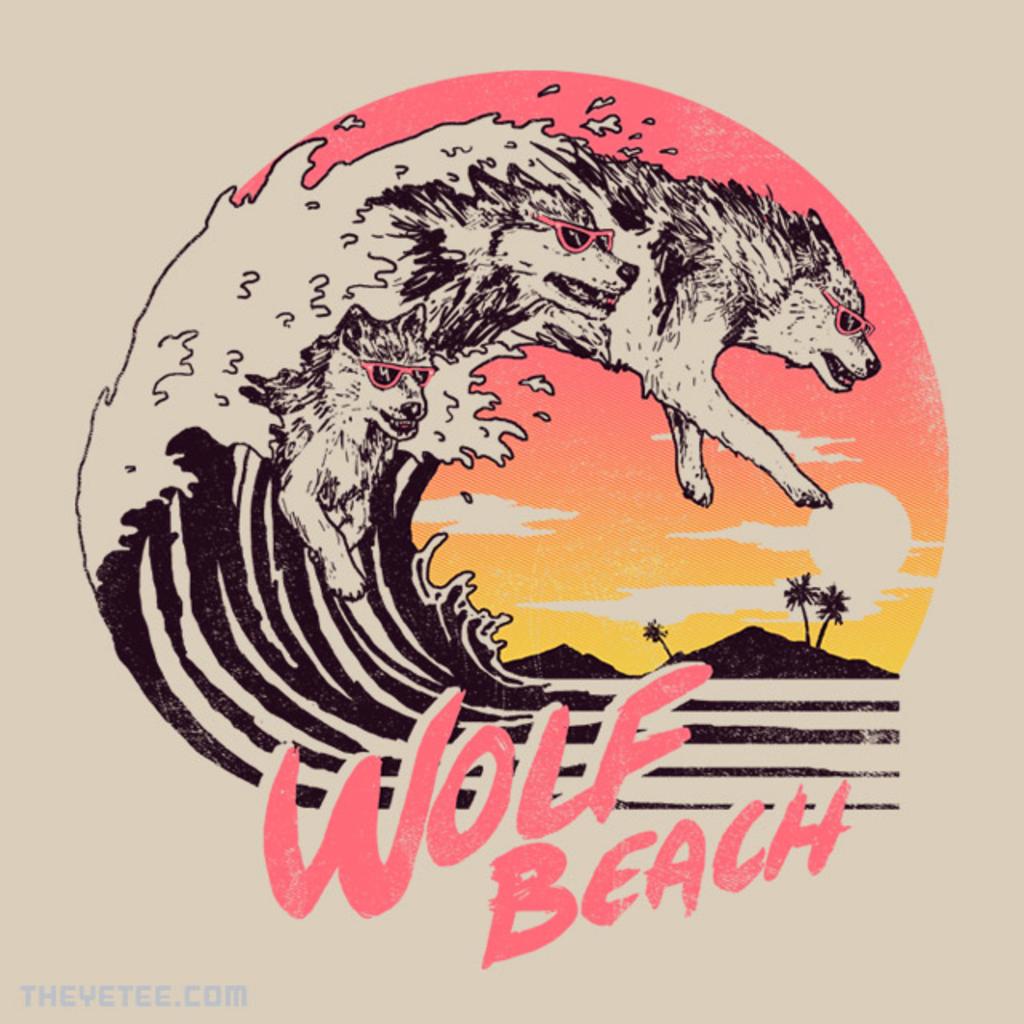 The Yetee: Wolf Beach