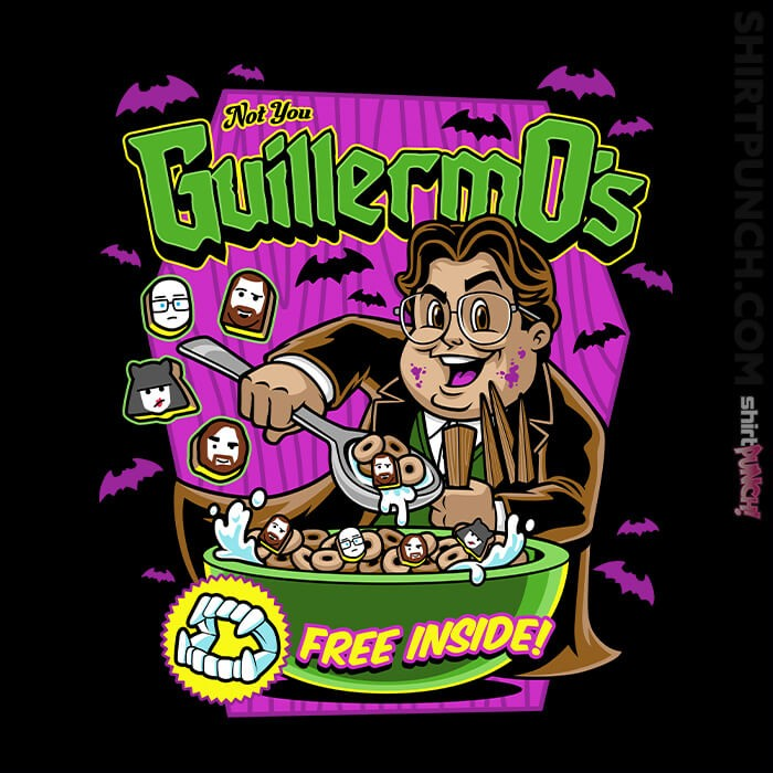 ShirtPunch: GuillermO's