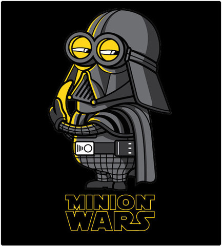 Shirt Battle: Minion Wars