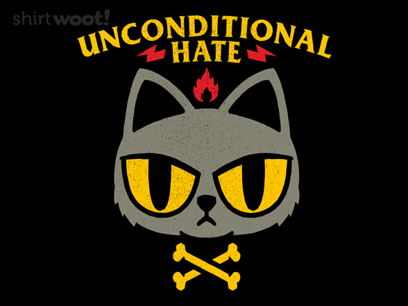 Woot!: Unconditional Hate