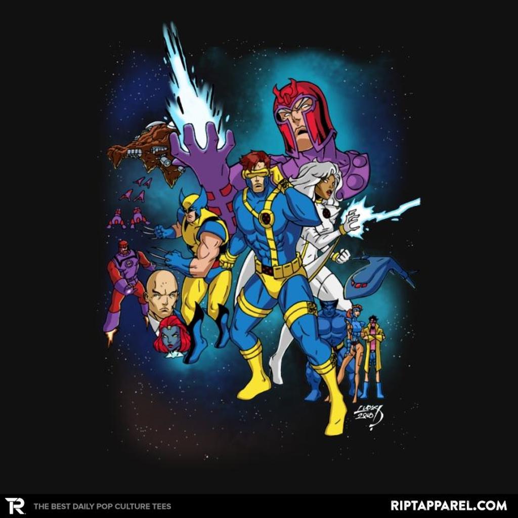 Ript: Mutant Wars