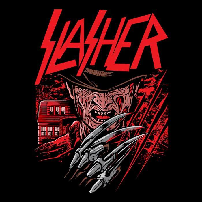 Once Upon a Tee: The Nightmare Slasher