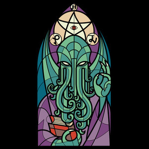 TeeTee: Cthulhu's Church