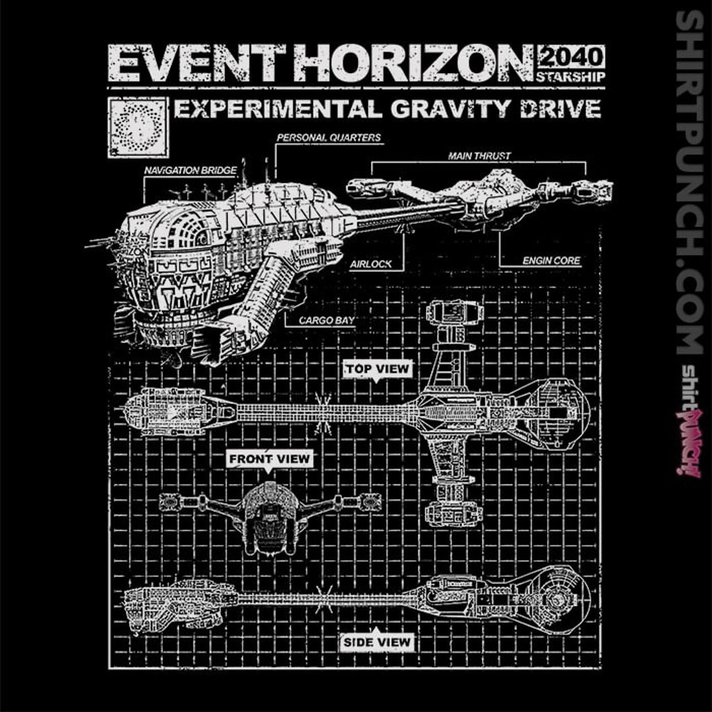 ShirtPunch: Event Horizon Specs