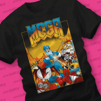 ShirtPunch: Mega Doom