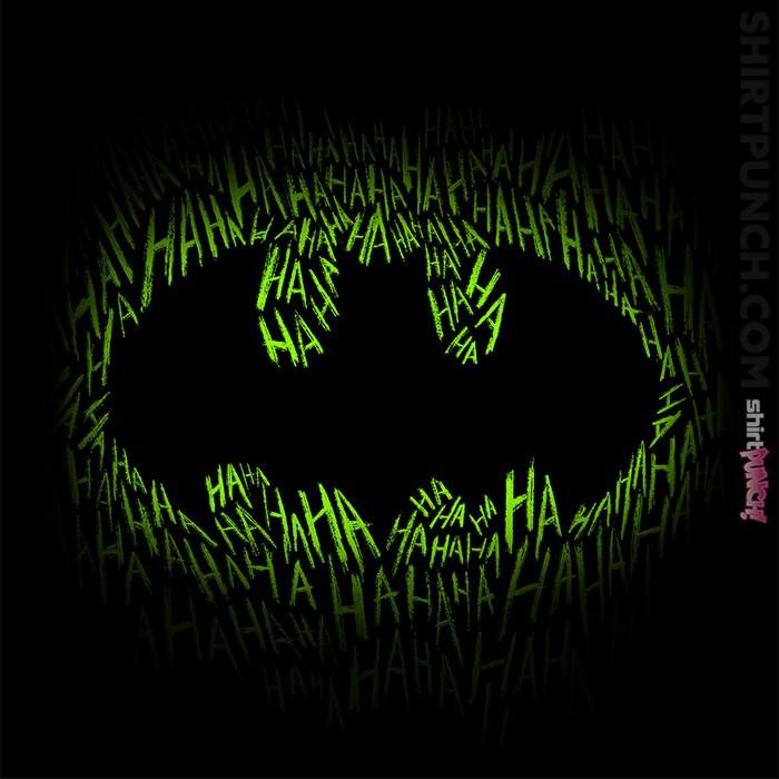 ShirtPunch: Bat Joke
