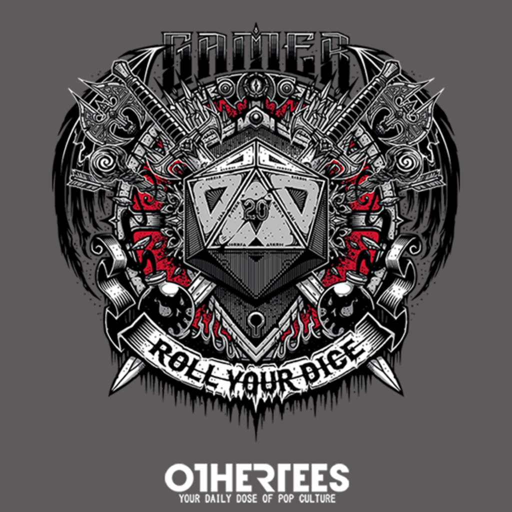 OtherTees: Roll Your Dice