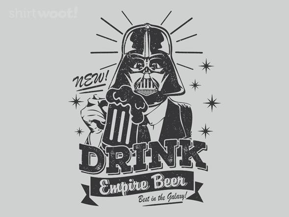 Woot!: Empire Beer