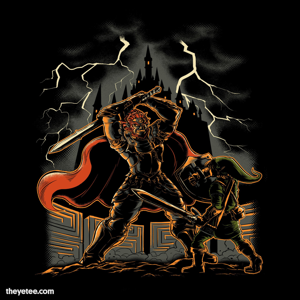The Yetee: The Final Battle