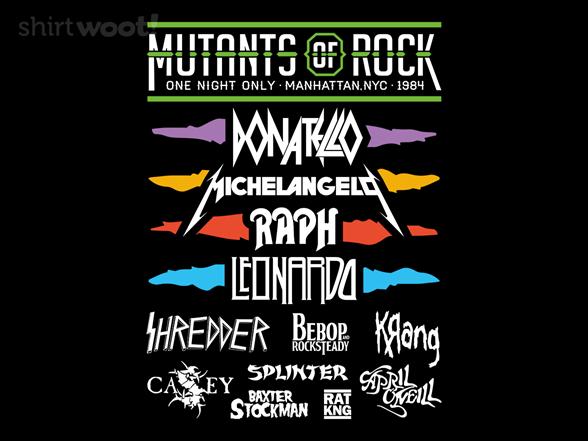 Woot!: Mutants of Rock