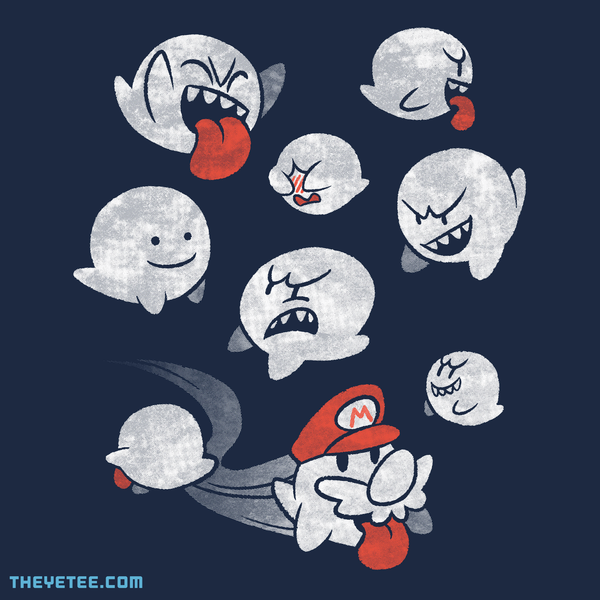 The Yetee: Hidden Spook
