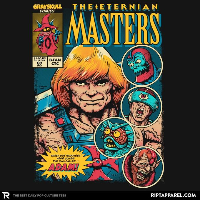 Ript: The Eternian Masters