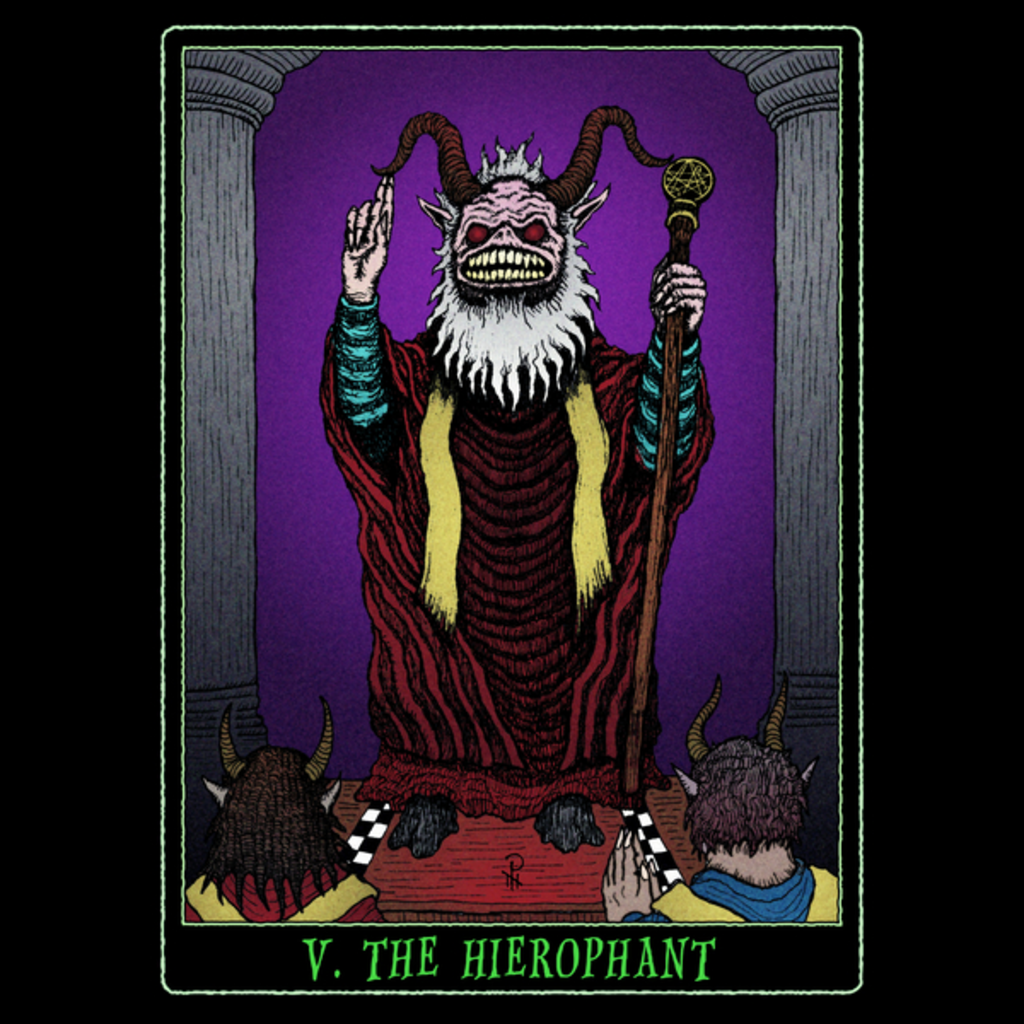 NeatoShop: Hierophant of Cthulhu