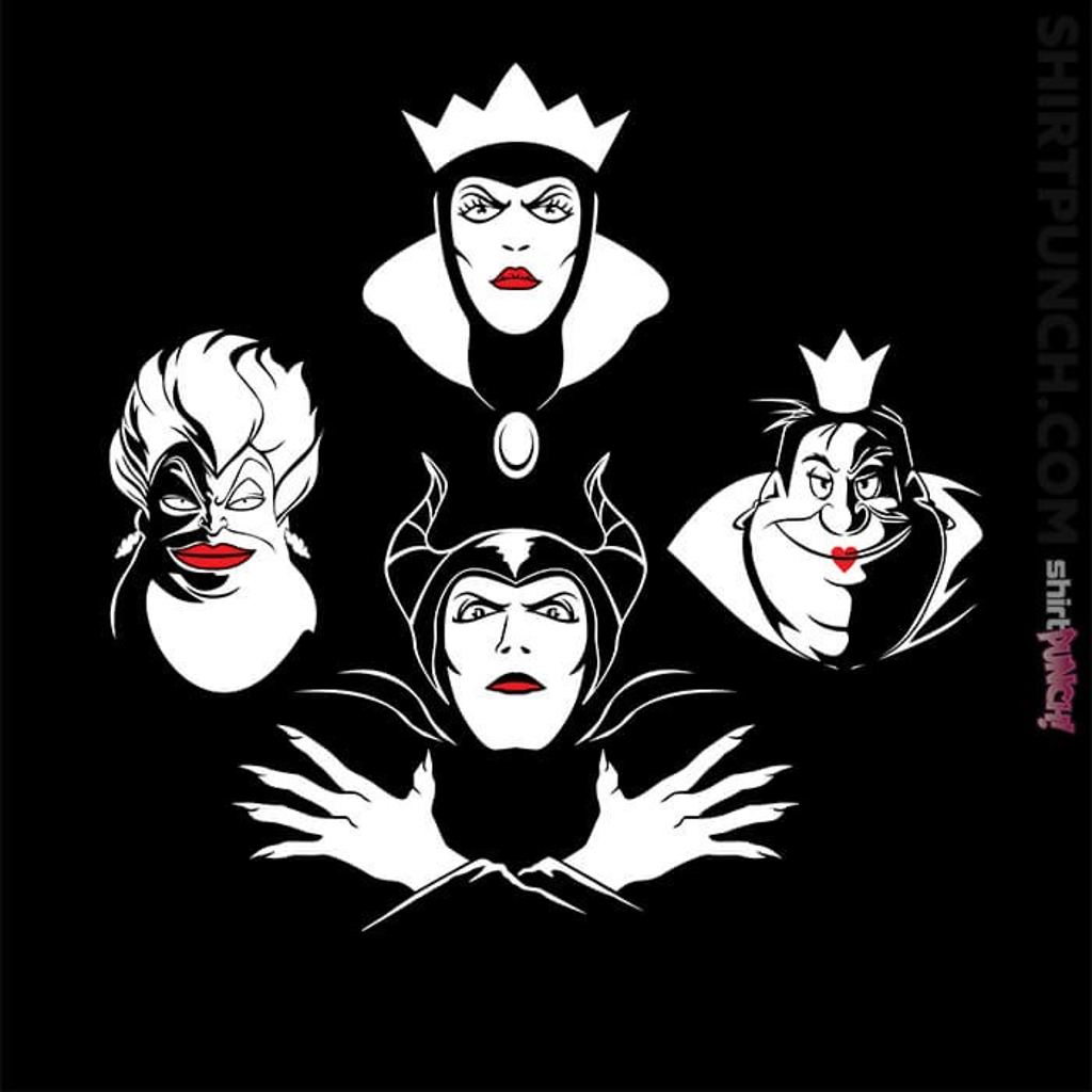 ShirtPunch: The Evil Queens