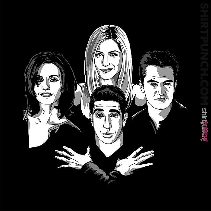 ShirtPunch: Friends Rhapsody