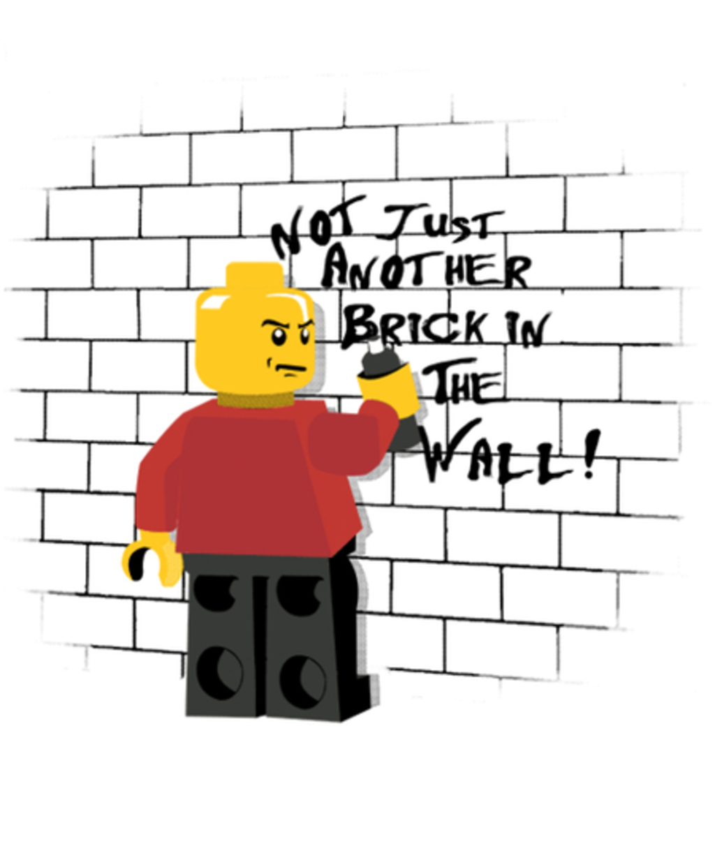 Qwertee: Not just another brick in the wall