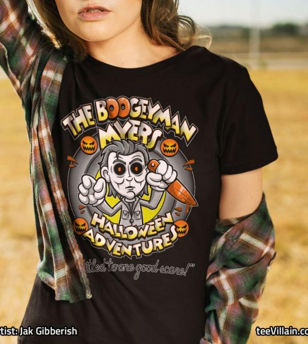 teeVillain: Halloween Adventures